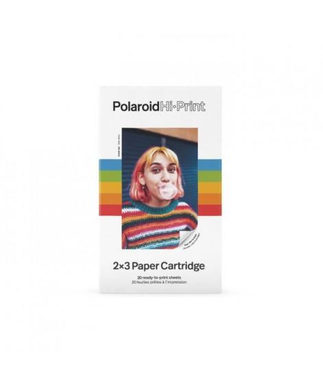 Polaroid Hi·Print 2×3 - Pack de 20 Feuilles