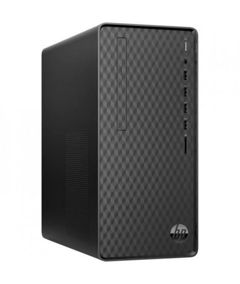 HP PC de Bureau M01-F1004nf - i3-10100 - RAM 8Go - Stockage 128Go SSD + 1To HDD - Windows 10