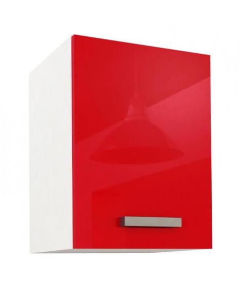 START Caisson haut de cuisine L 40 cm - Rouge Brillant