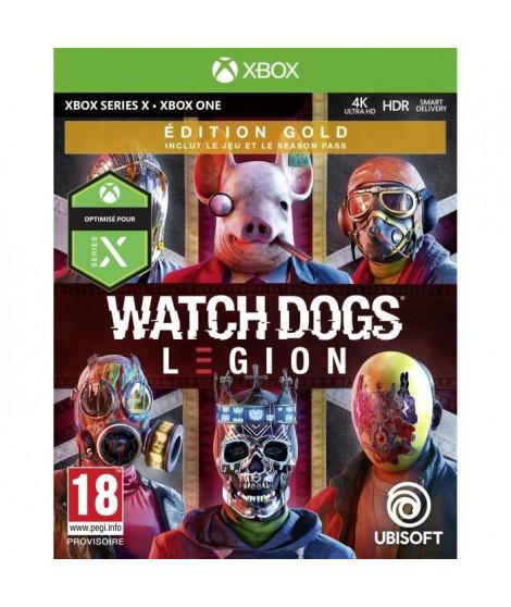Watch Dogs Legion Édition Gold Jeu Xbox One