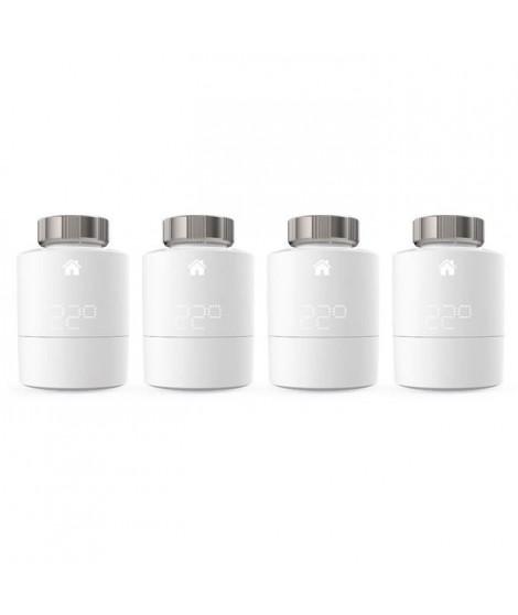 tado° - Tetes Thermostatiques Intelligentes - Quattro Pack