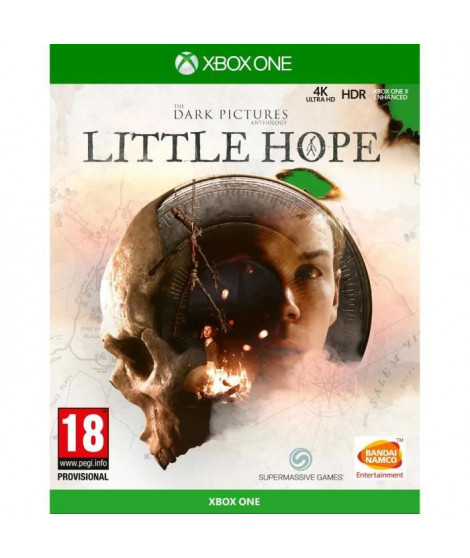 The Dark Pictures: Little Hope Jeu Xbox One