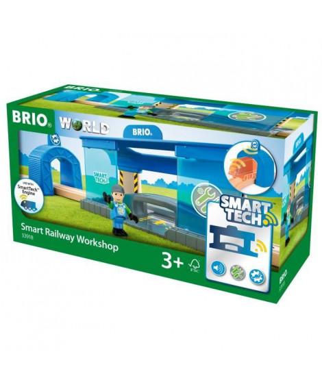 BRIO World  - Smart Tech - 33918 - Atelier De Reparation Intelligent