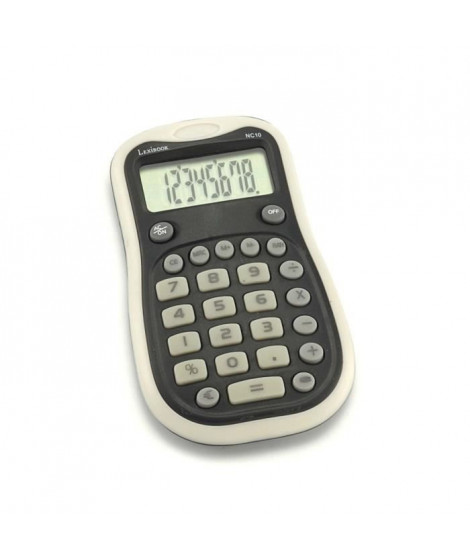 LEXIBOOK - Calculatrice Maxi Pocket