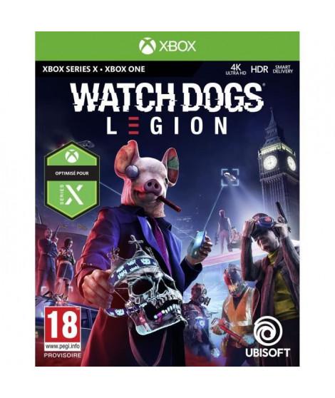 Watch Dogs Legion Jeu Xbox One