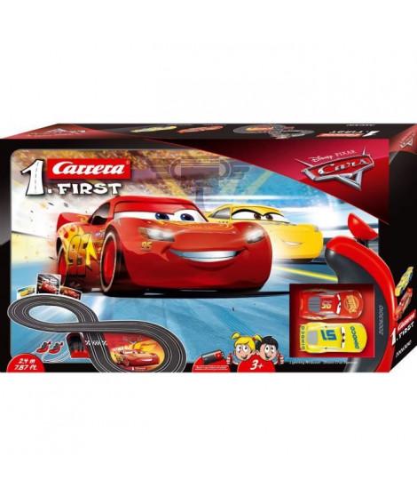 CARRERA - Circuit Carrera First- Disney·Pixar Cars 3 - 2,4 m de piste
