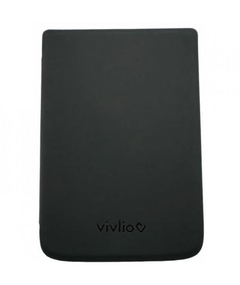 VIVLIO - Housse de Protection Intelligente Compatible TL4/TL5 et THD+ - Noir