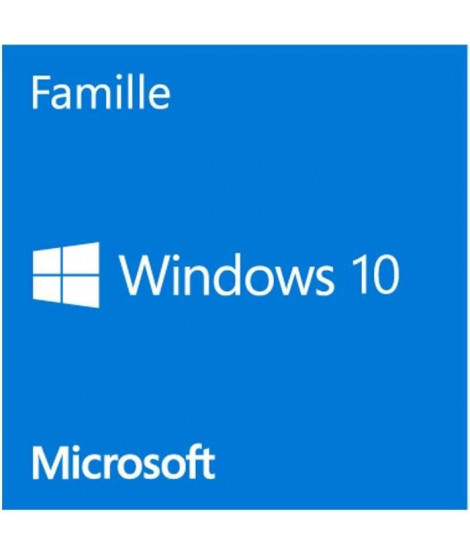 Windows Home 10 oeM édition 32 Bit