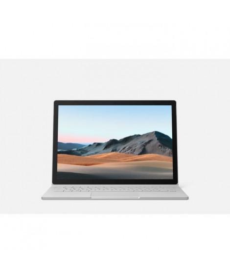 Surface Book 3 - 13.5'' - PC hybride avec écran détachable (Intel Core i7, 16Go de RAM, 256Go de stockage SSD, dGPU)