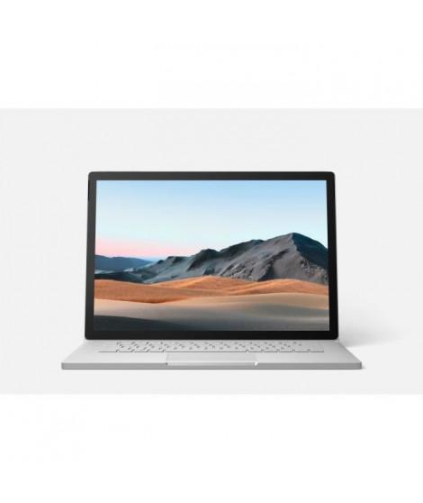 Surface Book 3 - 15'' - PC hybride avec écran détachable (Intel Core i7,  16Go de RAM, 256Go de stockage SSD, dGPU)