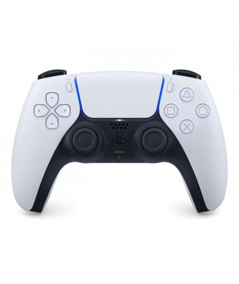 Manette PS5 DualSense Blanche/White - PlayStation Officiel