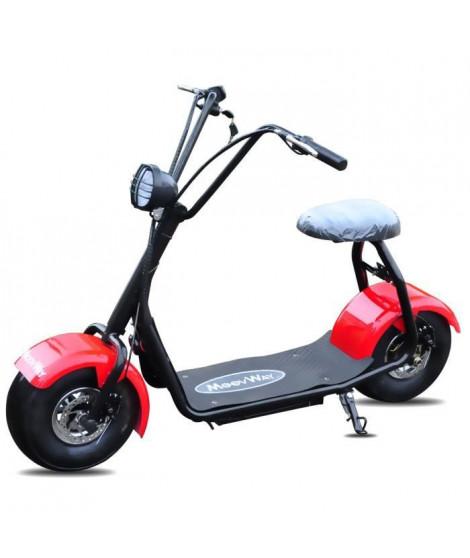 MOOVWAY Mini scooter électrique - MINI COCO Rouge Clair
