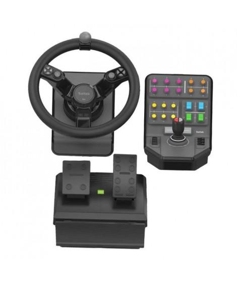 SAITEK Farm Sim Controller Simulateur de tracteur