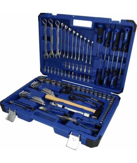 BRILLIANT Coffret d'outils universel, 95 pieces