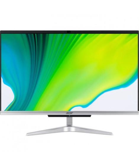ACER PC Tout-en-un - Aspire C24-963 - 24 - Intel Core™ i3-1005G1 - RAM 4Go - Stockage 1 To -  - Windows 10