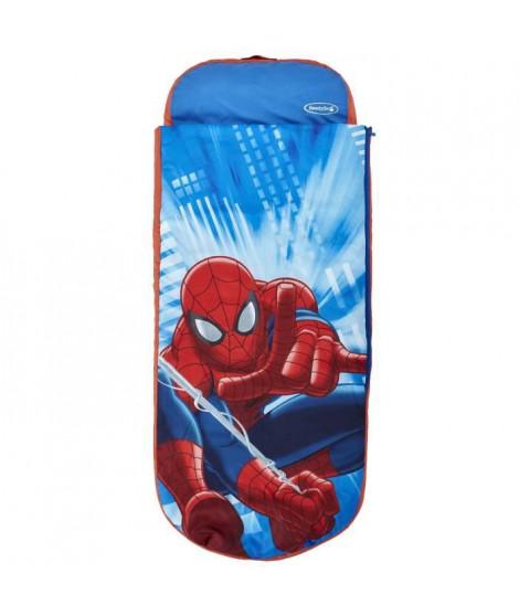 SPIDERMAN Lit d'Appoint / Sac de couchage enfant avec sac de transport ReadyBed - Worlds Apart