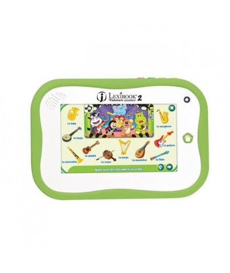 LEXIBOOK Tablette Junior 2  7