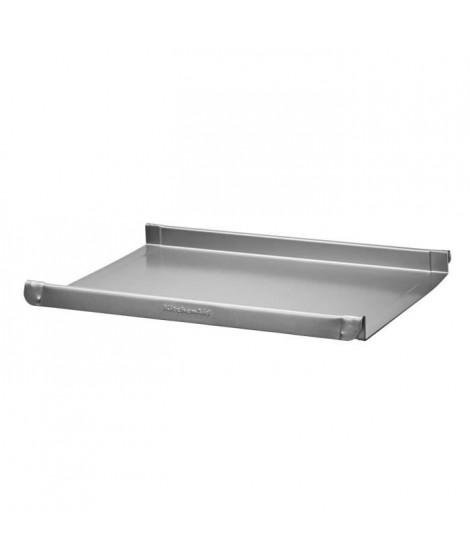 KITCHENAID KBNSO15BS - Feuille de cuisson - Revetement anti adhésif - 38 x 27 cm - Acier durable