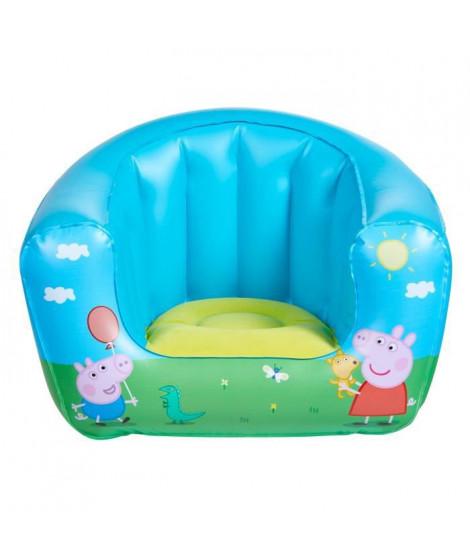 Peppa Pig - Fauteuil gonflable pour enfants