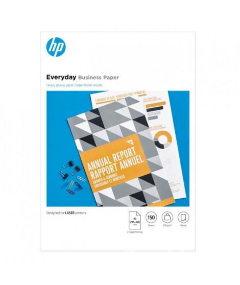 Papier laser professionnel HP Everyday - A3, brillant, 120 g/m² (7MV81A)