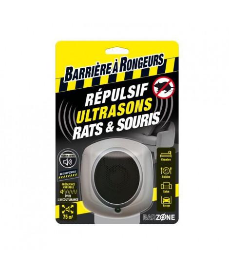 BARRIeRE a RONGEUR Répulsif ultrasons Rats et Souris