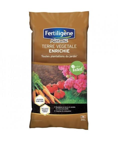 FERTILIGENE Terre Vegetale Enrichie - 35 L
