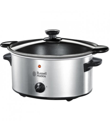RUSSELL HOBBS Cook@home 22740-56 Mijoteur électrique - Inox