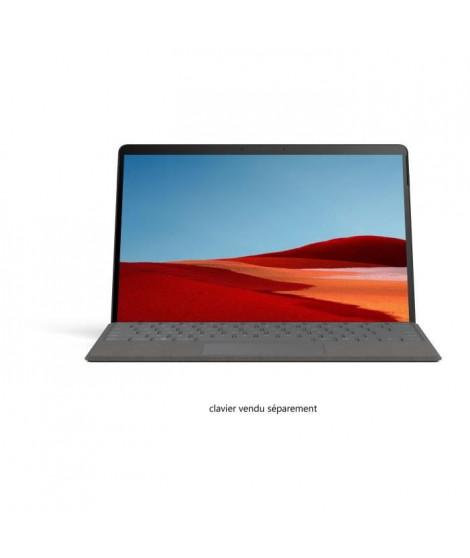 Microsoft Surface Pro X - 13 - Microsoft SQ2™ - RAM 16Go - Stockage 512Go SSD - Noir - Windows 10 Famille