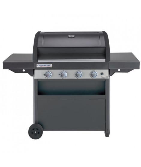 CAMPINGAZ Barbecue a gaz CLASS 4 LBD - Grille et Plancha acier - 78 x 45 cm