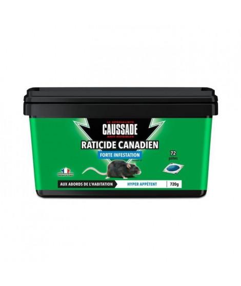 CAUSSADE CARPT720 Campagnols Forte Infestation - 200 g