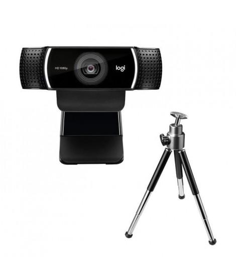 LOGITECH Webcam C922 Pro Stream