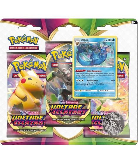Pack 3 boosters EB04