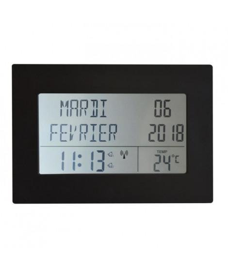 Horloge ORIUM - Grands caracteres - Calendrier RC Memento