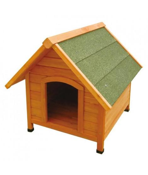 Niche en sapin Whoop0 - Bois - Pour chien 72x76x76cm
