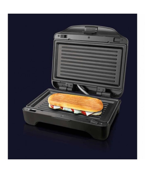 TAURUS Appareil a croque-monsieur - grill et gauffres Miami Premium - 900 W