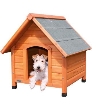 Natura - Niche pour chiens -  Cottage avec pignon
