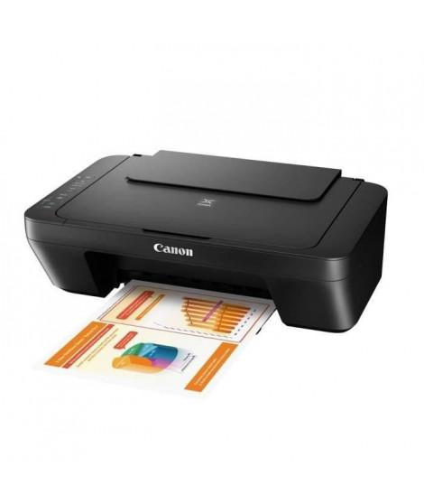 Canon Imprimante PIXMA MG 2550S multifonction 3 en 1 jet d'encre - Couleur - USB - A4 - Noire