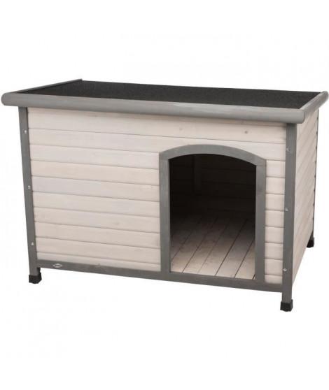 Natura - Niche pour chiens -  Classic a toit plat