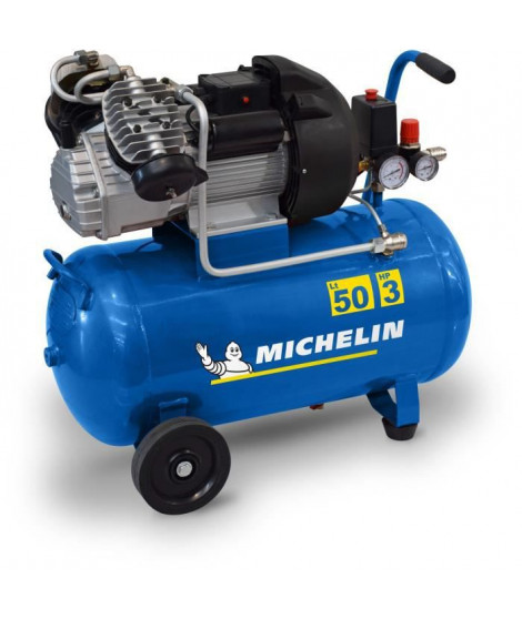 MICHELIN COMPRESSEUR 50 L - 3CV - 10 BARS