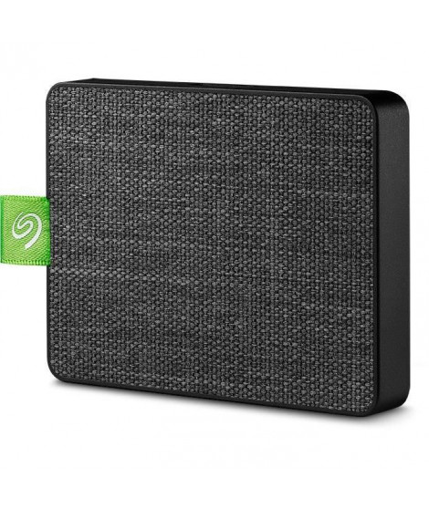 Seagate 500GB Ultra Touch SSD Noir