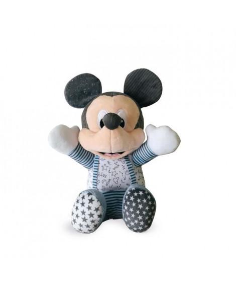 CLEMENTONI - 17394 - Peluche Veilleuse Mickey