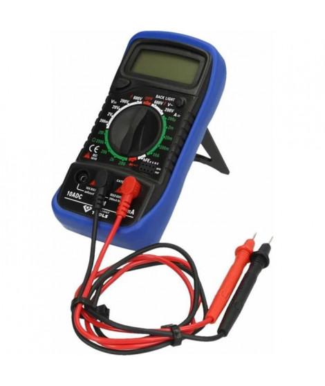 BRILLIANT Multimetre Tension du courant alternatif et continu