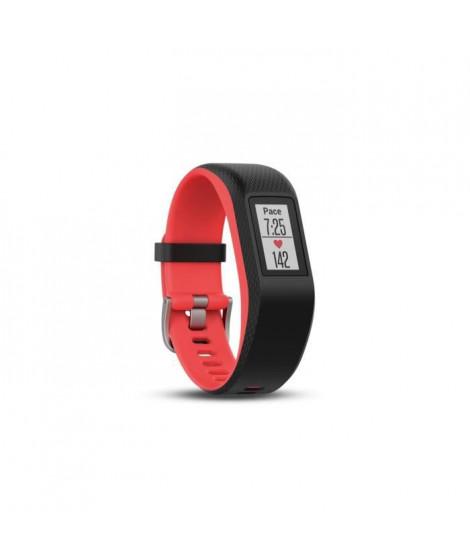 GARMIN Vivosport Bracelet de sport avec GPS et cardio - Rose fuchsia - Taille S/M