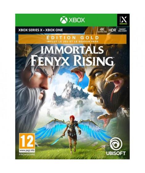 Immortals Fenyx Rising Gold Edition Jeu Xbox One et Xbox Series X
