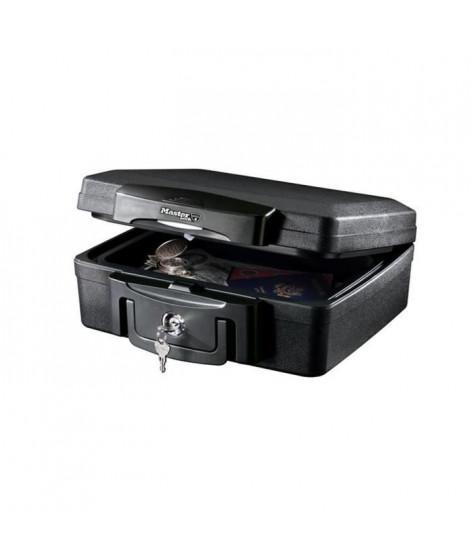MASTER LOCK Malette de sécurité / Coffre fort - Anti feu et étanche - Format S - 4,9L