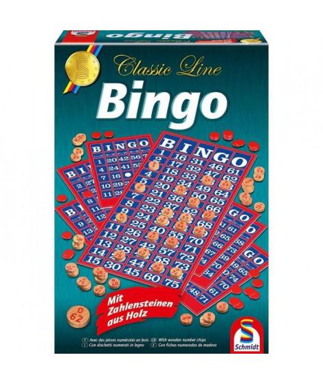 SCHMIDT AND SPIELE Jeu de société - Bingo - Classic line