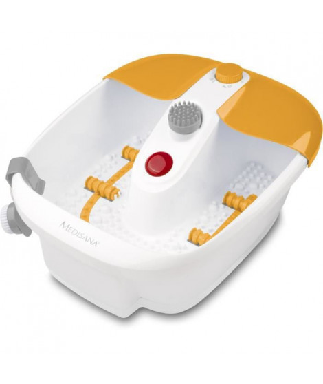 MEDISANA FS883 Bains de pieds Thalasso - Massage decontractant par vibration et bains bouillonnants
