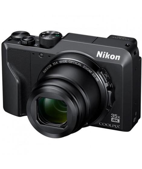 NIKON COOLPIX A1000 Appareil photo compact 16Mp CMOS 35x, 3.0 1036k Tilt TP, 4k, EVF - Noir