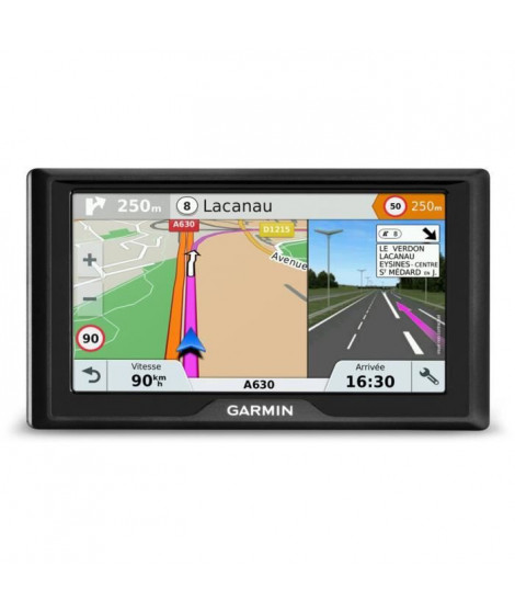 GARMIN GPS Drive™ 61 LMT-S (SE)