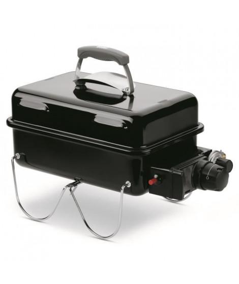 WEBER Barbecue a gaz Go-Anywhere - Acier émaillé - Noir